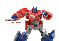 Transformers News: In-Depth Gallery of War For Cybertron Optimus Prime