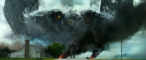 Transformers News: Behind the Magic: Creating the Knightship for Transformers Age of Extinction