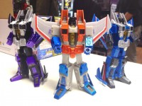 Transformers News: In-Hand Images: Takara Tomy Transformers United Seekers: Aces