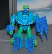 Transformers News: Transformers Generations IDW Trailcutter Test Shot
