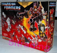 Transformers News: G1 Computron KO Giftset In The Pipeline?