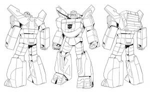 Transformers: Devastation - Wheeljack Model Sheet and Gameplay Trailer