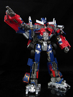 Transformers News: Videos Featuring the New Electronics for Takara Movie The Best MB 11 Optimus Prime