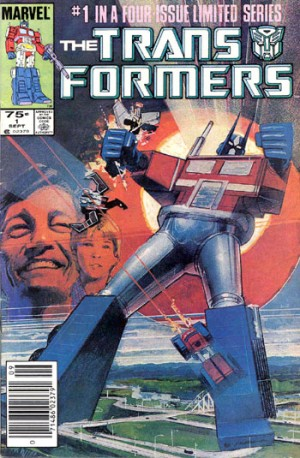 Transformers News: London Film and Comic Con Transformers 30th Anniversary - Bob Budiansky, José Delbo and More