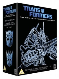 Shout! Factory Release of 'Transformers Takara Collection' in the Works