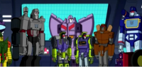 Transformers Featured in new Family Guy Episode
