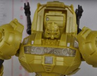 Transformers News: Fall of Cybertron Grimlock Redeco / Remold Beast Megatron Prototype Images