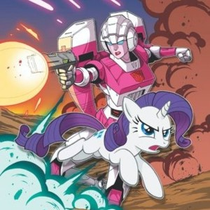 Transformers News: My Little Pony / Transformers 4-issue mini-series launches weekly in May 2020