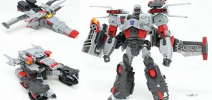 New English Video Review of Transformers Generations Selects Super Megatron