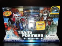 Transformers News: Transformers Prime Wave 1 Released In Hong Kong - Plus In-Hand Look Of Prime Entertainment Pack
