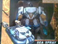 Transformers News: Teaser Image of Transformers Voyager Seaspray