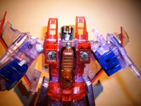 Transformers News: Toy Images of Masterpiece MP-3G Starscream Ghost Version