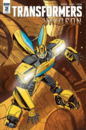 Transformers News: IDW Transformers: Unicron #2 Review