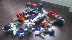 Connecting all the Titans Return Bases So Far