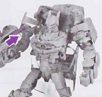 Hasbro Transformers DOTM Deluxe Soundwave Instructions Reveal Possible New Head Sculpt