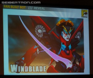 Transformers News: Windblade Confirmed as 4 Issue Mini-series