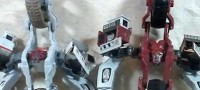 "Transformers News: Video Review of ROTF Shanghai Attack ""White"" Demolisher"