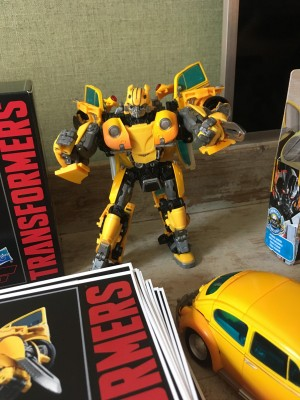 New Images of Transformers Bumblebee Movie Toys From #NYCC #JoinTheBuzz