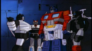 Transformers News: Sunbow Transformers 'More Than Meets the Eye, Part 1' - Deleted Scene Audio: Part 2
