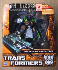 In-Package Images of Movie Banzai-Tron