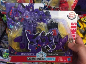 Robots in Disguise Combiner Force Shocknado New In-Package Image