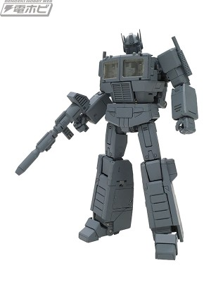 Clearer Prototype Images of Takara Tomy Transformers Masterpiece Optimus Prime 3.0