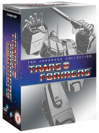 Transformers News: Transformers The Jap