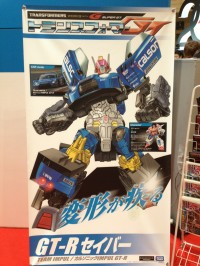 Transformers News: Takara Tomy Super GT Update: Earlier Image was Fake but Star Saber and Fortress Maximus Repaints are Confirmed