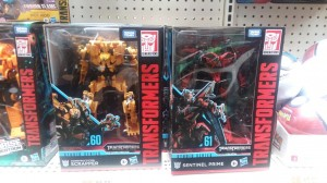 Transformers Studio Series Sentinel Prime and Scrapper Found at US Retail
