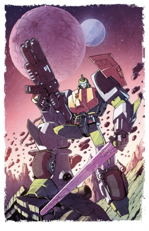 Transformers News: Andrew Griffith Retrocon Attendance and Print