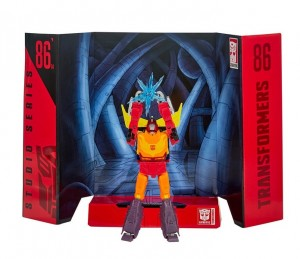 Transformers Studio Series 86 01 Jazz and 04 Hot Rod Official Revealed