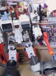 Transformers News: Inside Hasbro: Model Shop Magic