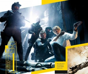 Scans for Empire Magazine Transformers: The Last Knight Article: Prequels, Sequels, and More