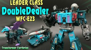 New Video Review of Transformers Earthrise Leader Class Doubledealer