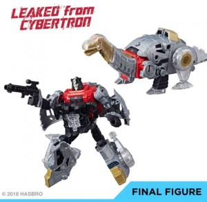 'Leaked From Cybertron' Images of Transformers Power of the Primes Sludge