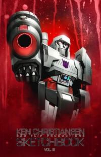 Transformers News: Artist Ken Christiansen to Appear at Wizard World Portland Comic Con & Emerald City Comic Con