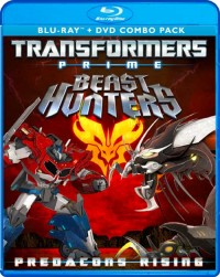 Transformers News: Official Transformers Prime: Predacons Rising Blu-ray / DVD Press Release