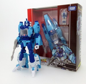 Transformers News: Takara Tomy Transformers Legends LG25 Blurr Packaging photo