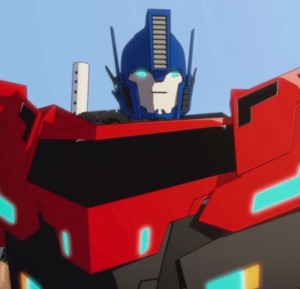 """Review of """"Transformers: Robots in Disguise"""" Two-Part Pilot Episode"""