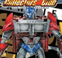 "Transformers News: TFCC Official Club Magazine #39 Reveals SDCC Exclusive ""Matrix of Leadership"" Optimus Prime"