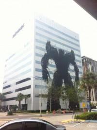 Transformers News: Transformers: The Ride 3D Universal Orlando - Megatron Takes Orlando