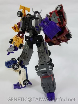 Transformers News: In-Hand Images - Transformers Generations Combiner Wars Menasor