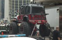 Transformers News: Transformers 3: Identity of the Red Jeep Revealed?