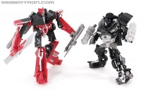 Transformers News: New Toy Galleries: Cyberverse Blackout, Powerglide, Megatron, Ironhide, Sentinel Prime and Scorponok