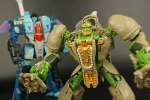 New Galleries: Transformers Generations Voyager Rhinox and Doubledealer