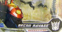 Transformers News: In Package Images of Recon Ravage, Scout Divebomb, RPM Soundwave, and many more!