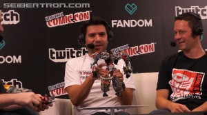 Transformers News: NYCC 2017: Video of Hasbro Transformers Panel #NYCC17 #hasbronycc