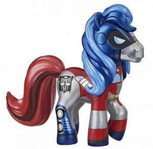 My Little Pony Optimus Prime and MMPR Pink Ranger Revealed