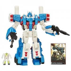 Transformers News: Transformers Generations Combiner Wars Leader Class Ultra Magnus in-stock at Hasbro Toy Shop