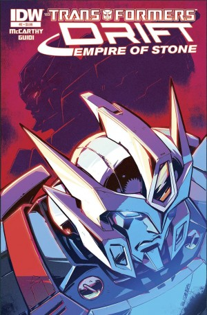 IDW Transformers December 2014 Solicitations: Days of Deception, Drift, Angry Birds, G.I. Joe